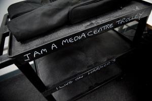 I am a media centre trolley