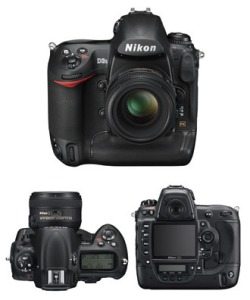 D3s - photo from Nikon's website