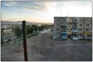 Dul Hotel, Mongolia, 2007 :: copyright Richard Hanson