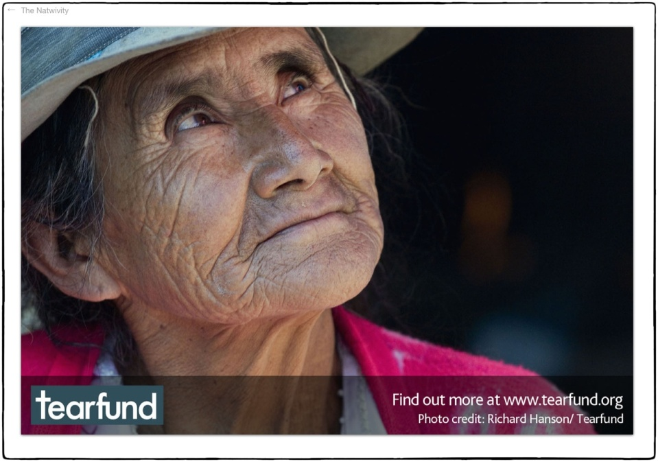 Bolivia again :: photo copyright Richard Hanson for Tearfund