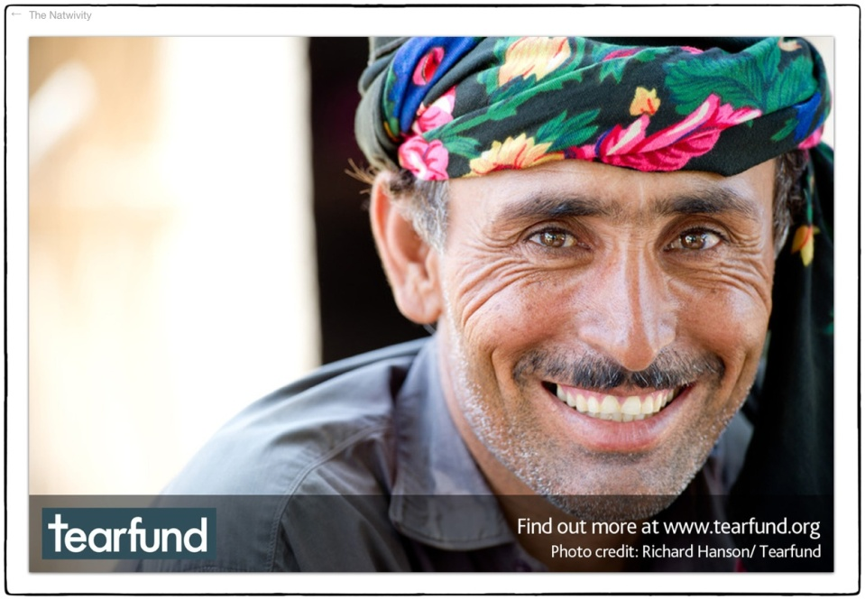 Pakistan, 2011 :: photo copyright Richard Hanson for Tearfund