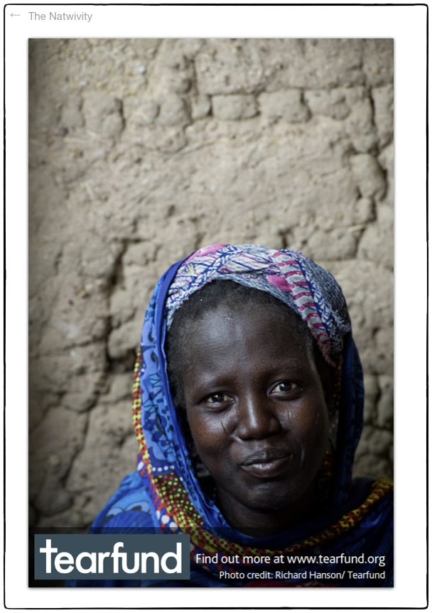 Niger 2012 :: photo copyright Richard Hanson for Tearfund