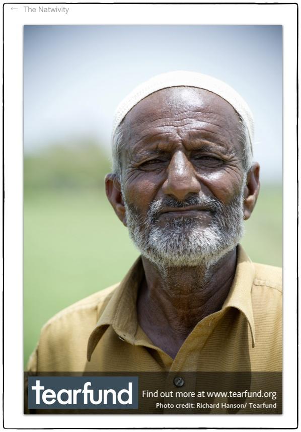 Natwivity 2012 ::  Pakistan, 2011 :: photo Richard Hanson/Tearfund