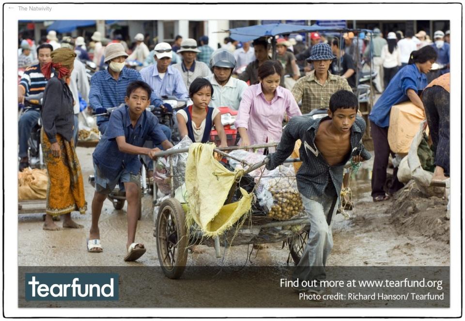 Natwivity 2012 ::  Cambodia, 2005 :: photo Richard Hanson/Tearfund