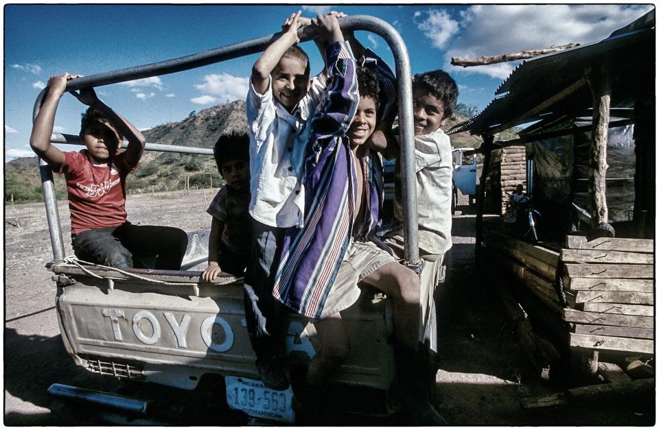 Nicaragua 2000 :: photo Richard Hanson copyright Tearfund