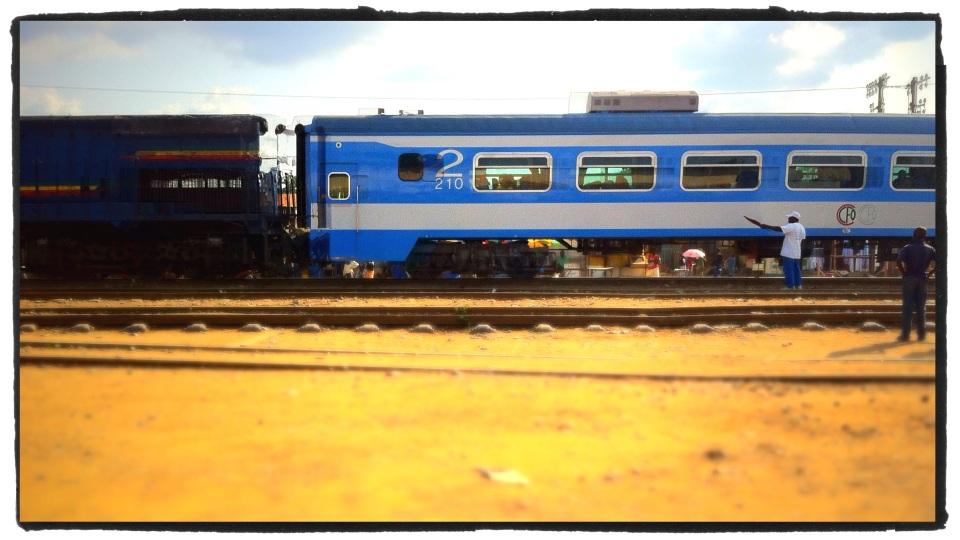 Chemin de fer de Congo... :: photo Richard Hanson