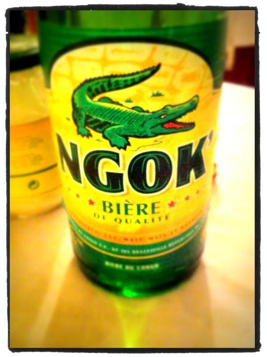 Ngok beer, Congo, 2012 :: photo Richard Hanson