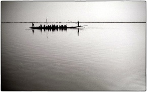 River Niger, Mali, 1998 (?) :: photo Richard Hanson copyright Tearfund