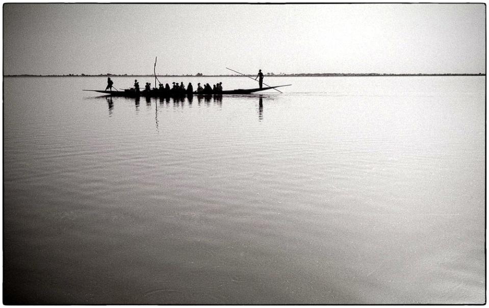 River Niger, Mali, 1998 (?) :: photo Richard Hanson copyright Tearfund