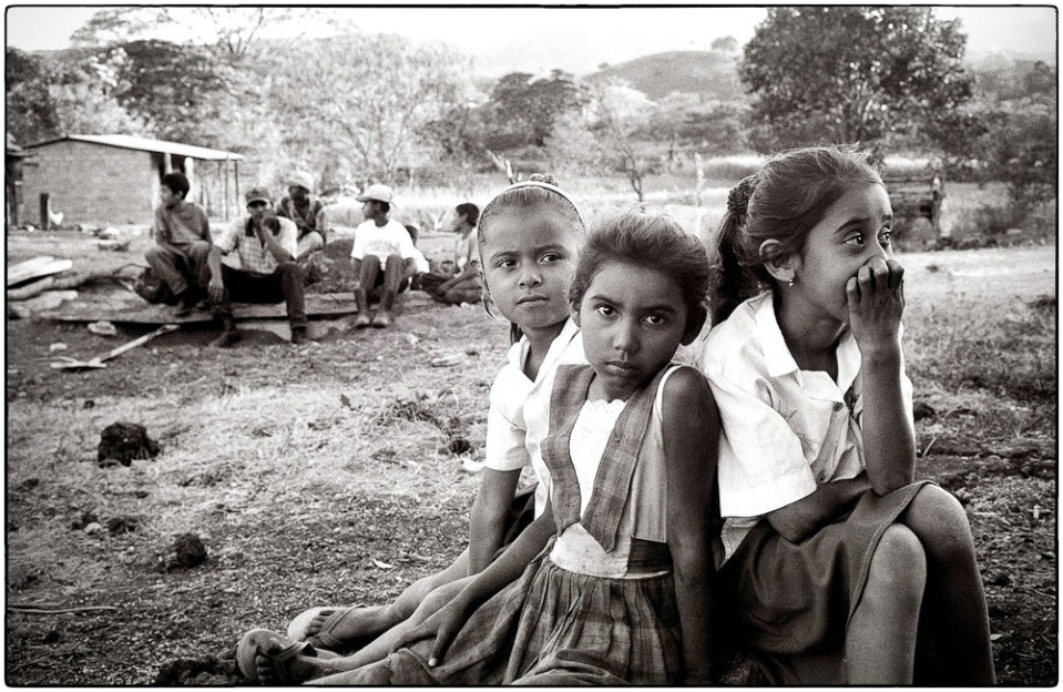 Nicaragua, 2000 :: photo Richard Hanson copyright Tearfund